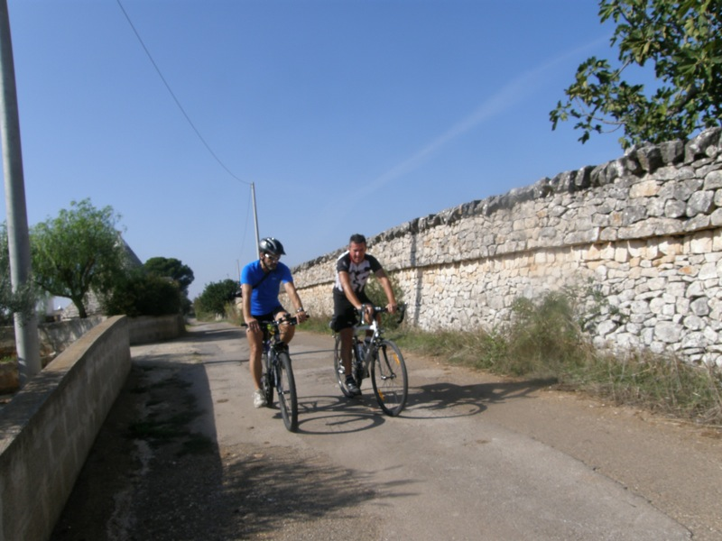 The Heel of the Boot Cycling Tour