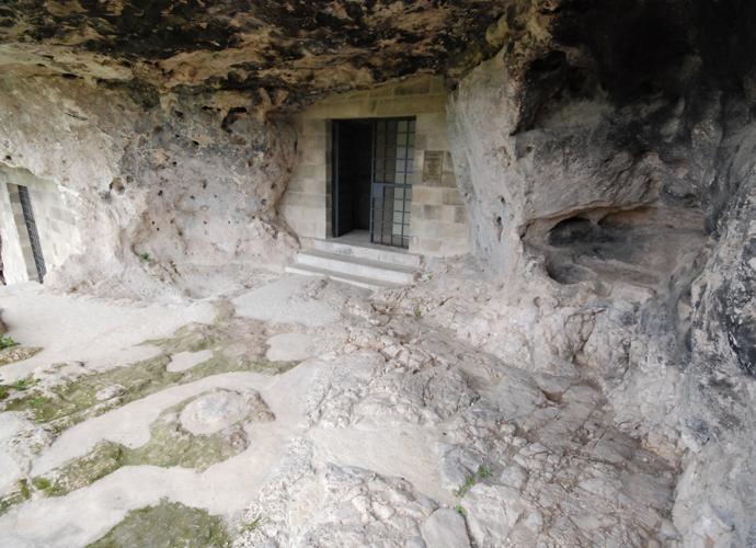 Cripta Peccato Originale
