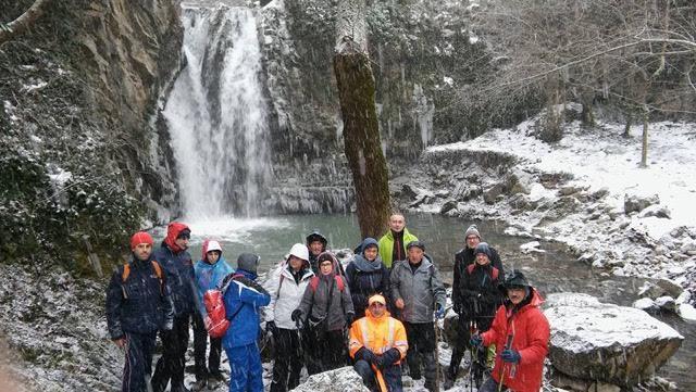 Escursione alle Cascate di San Fele