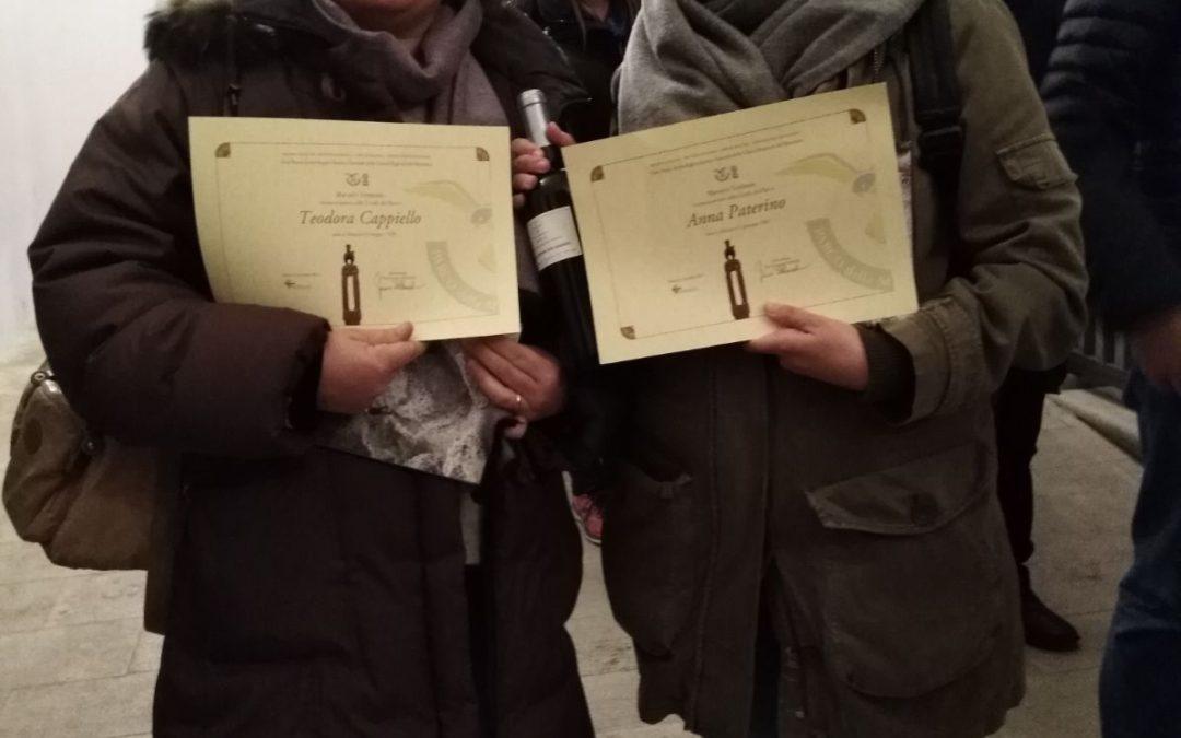 Dora Cappiello e Anna Paterino, le nostre guide premiate