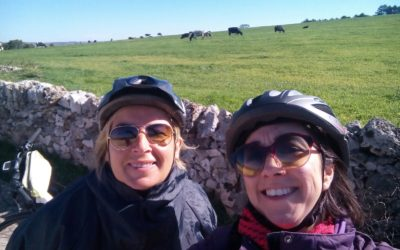 In bicicletta da Matera ad Altamura fra Murgia e campagna