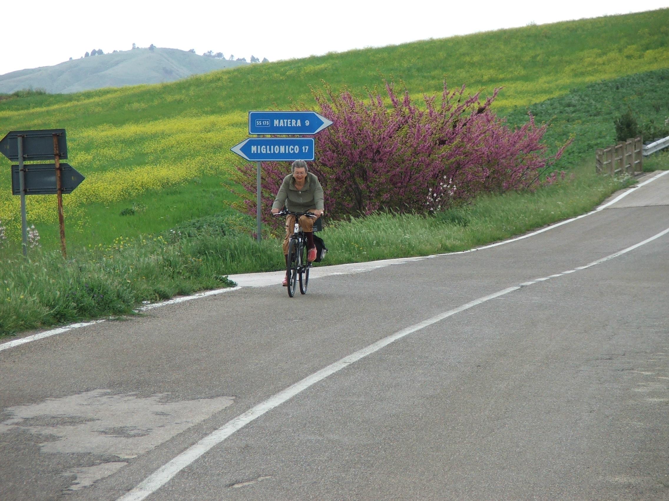 The Bradano Valley Bike Tour