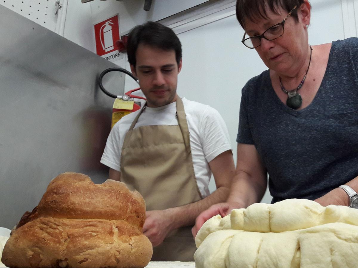 Pane di Matera e Mozzarelle