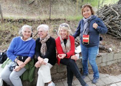 La nostra Dora con Anne, Johan e Beth