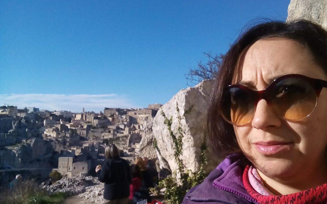 Matera, un'emozione unica - Anna Paterino