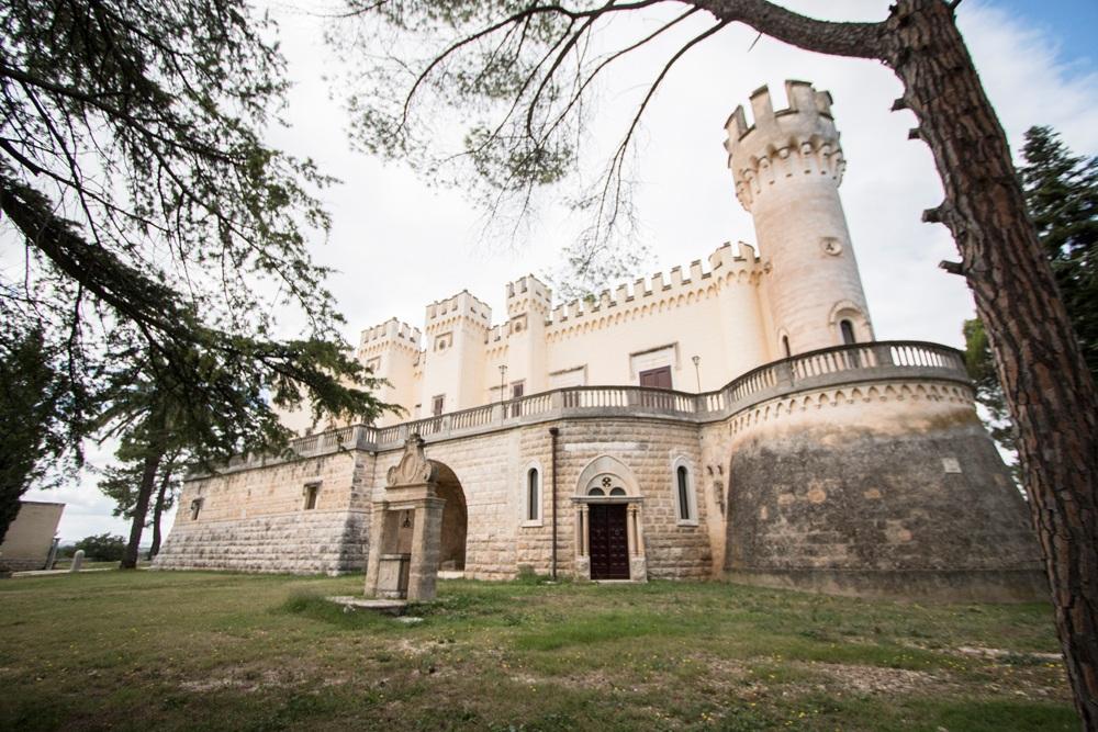 Tenuta fra Andria e Castel del Monte