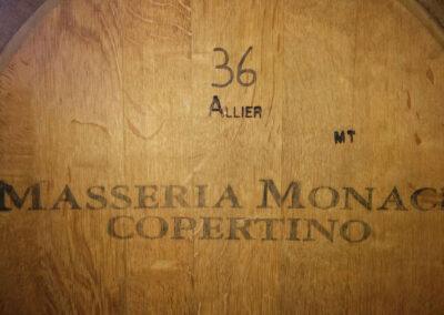 Masseria Monaci, a Copertino