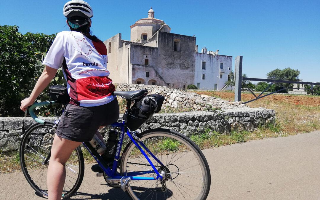 In Puglia pedalando con Cristina e Antonio