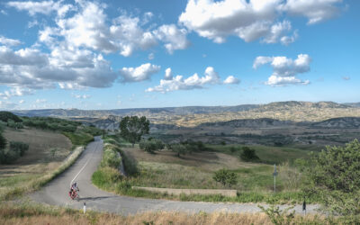 Bikepacking Basilicata Coast to Coast