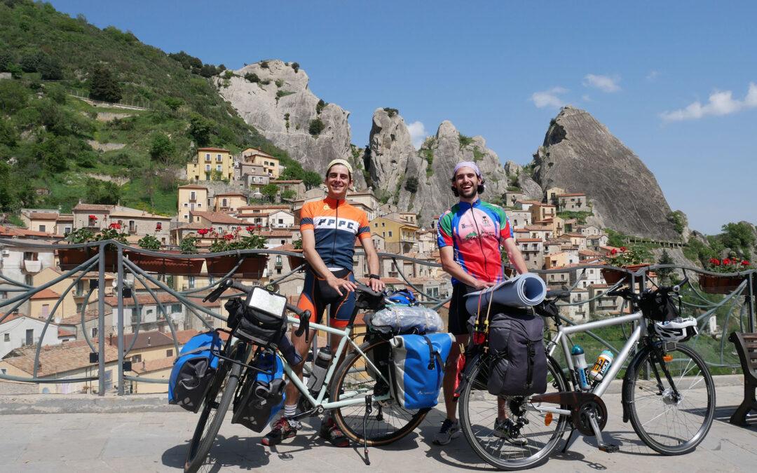 Basilicata Gravel Bike Tour 2020
