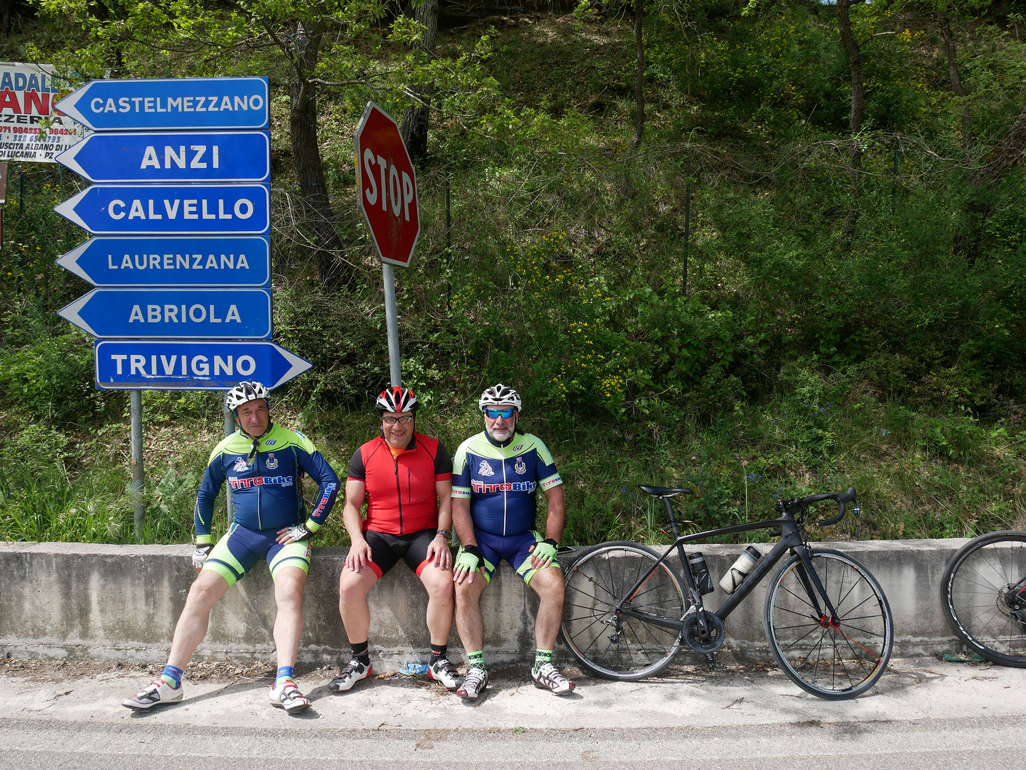 Basilicata Gravel _ Bike Tour 2020