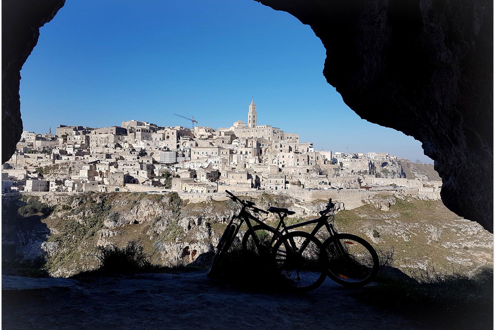 Matera and the Murgia by bike